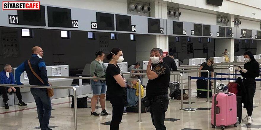 Turist akın edecek: Rusya'dan Türkiye'ye uçuşlar başlıyor