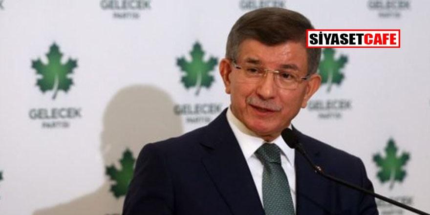 Davutoğlu: Trakya'yı bekleyen tehlike Kanal İstanbul'dur!