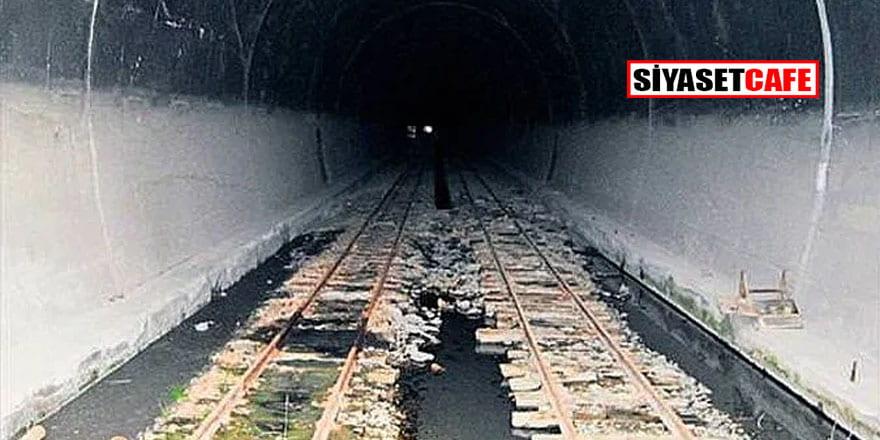 Yarım asırdır bitmeyen Ayaş Tüneli TBMM gündeminde