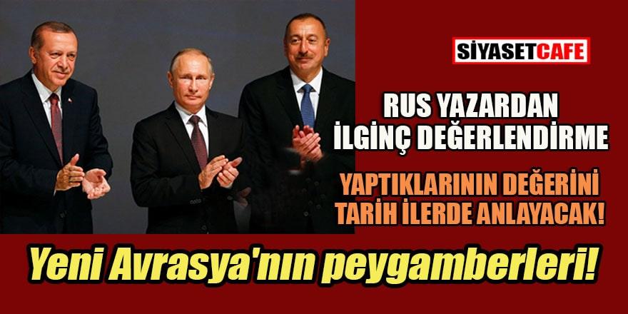 Rus yazar: Türkiye'nin lider güçler ligine girmek için sadece nükleer silahlara ihtiyacı var!