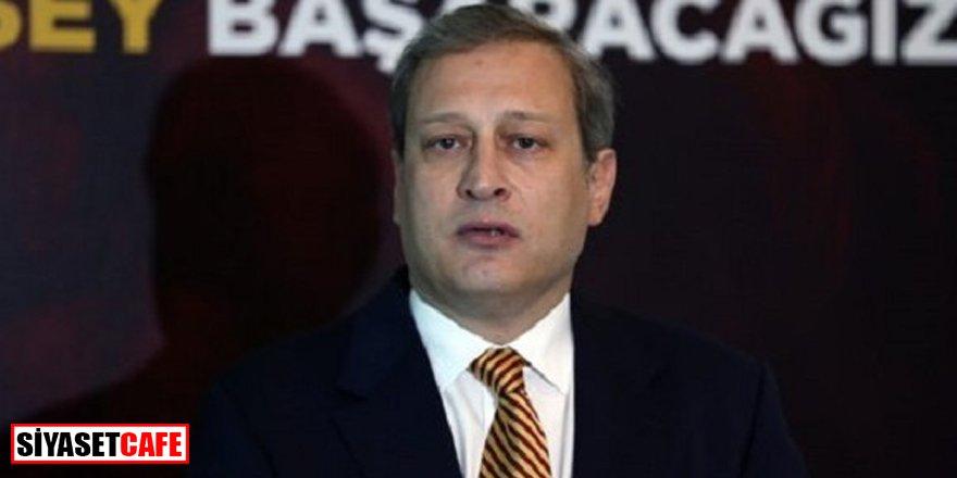 Burak Elmas Galatasaray kulübünün 38. başkanı oldu