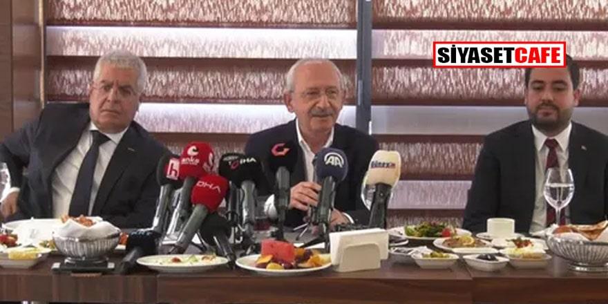 Kılıçdaroğlu: İktidarda olsaydık Suriyeli sorunu yaşamazdık
