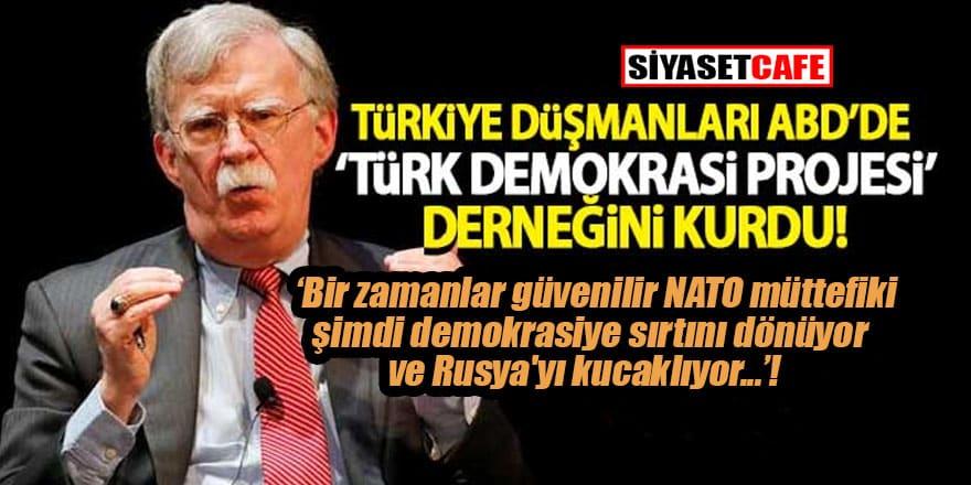 ABD'de yalnızca Türkiye karşıtlığı için dernek kuruldu!