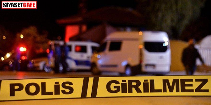 Otel odasında korkunç olay: Kız arkadaşını öldürüp...