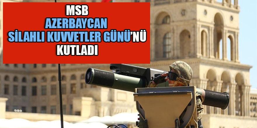 Azerbaycan ordusunun 103. kuruluş yılını kutluyoruz