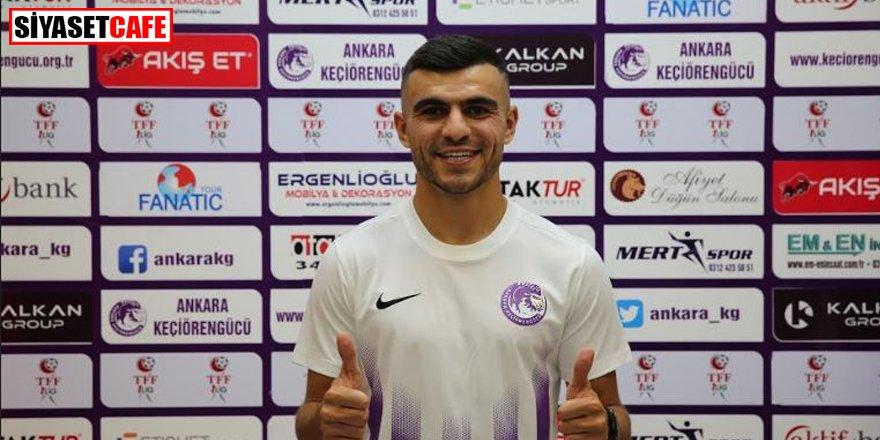 Ankara Keçiörengücü'ne Azerbaycanlı transfer