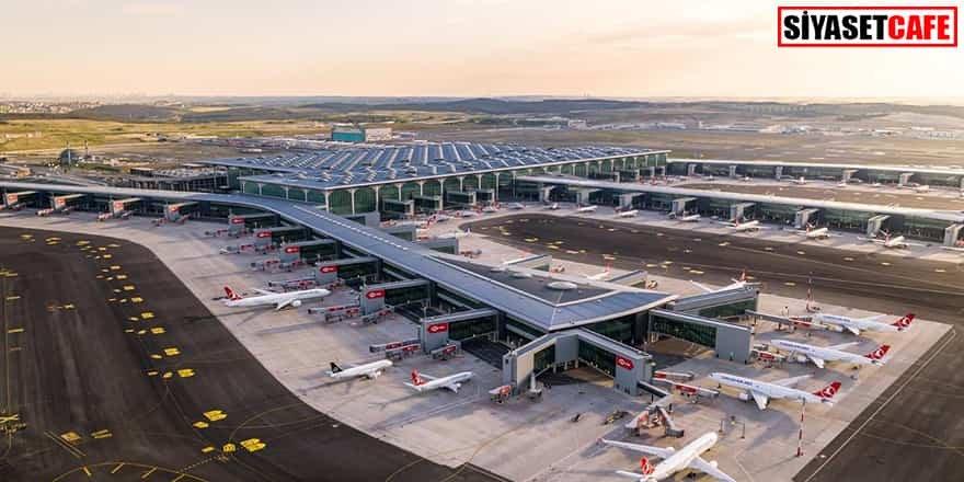 İstanbul Havalimanı'ndan rekor üstüne rekor