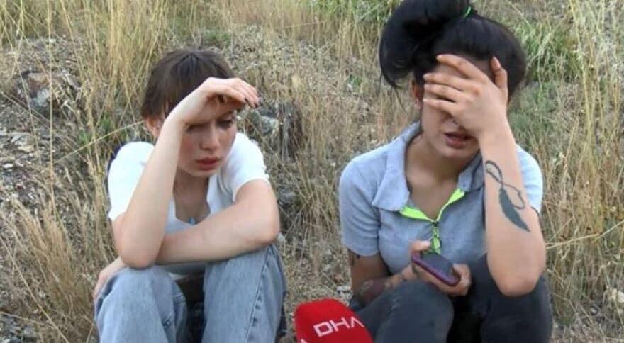 Aşk acısı ölüm getirdi: Genç kız uçurumdan atladı