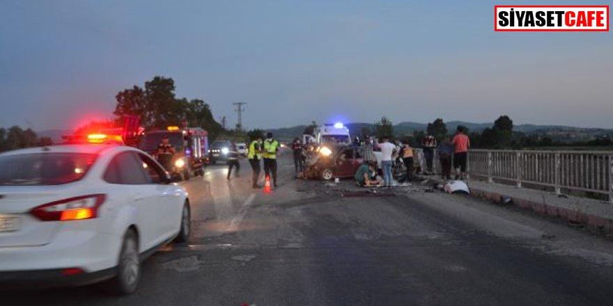 Çanakkale'de feci kaza: Birden fazla ölü ve yaralı