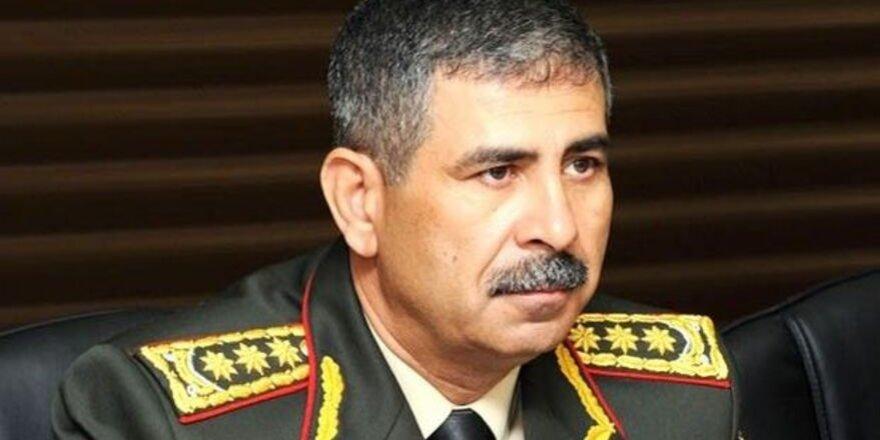 Azerbaycan Savunma Bakanı Hasanov: Bizi Türk Silahlı Kuvvetleri hazırladı