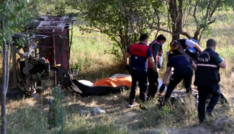 Burdur'da feci kaza: Baba ve kızı hayatını kaybetti
