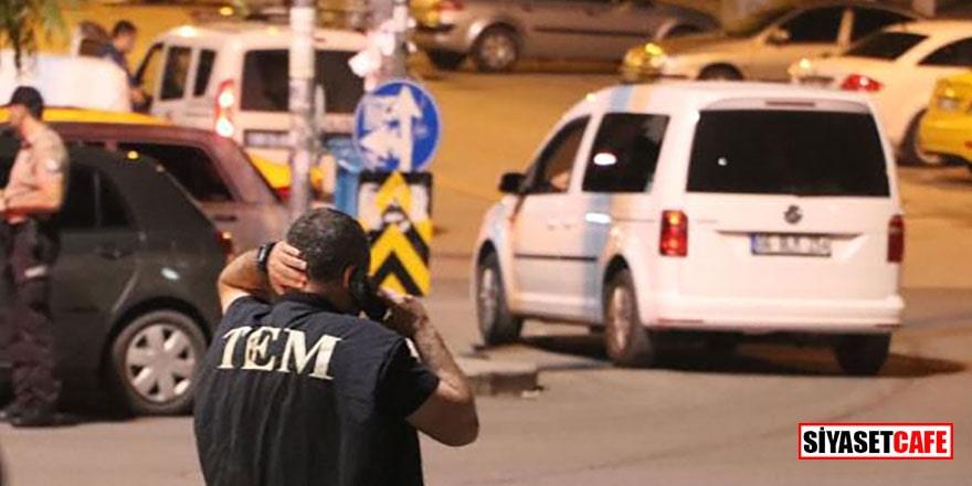 Ankara'da polis kontrol noktasına ateş açıldı!