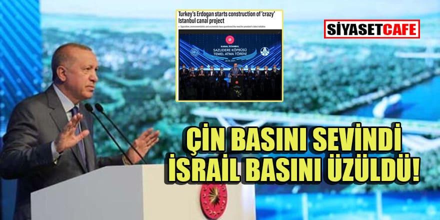 Dünya basını Kanal İstanbul için ne yazdı?