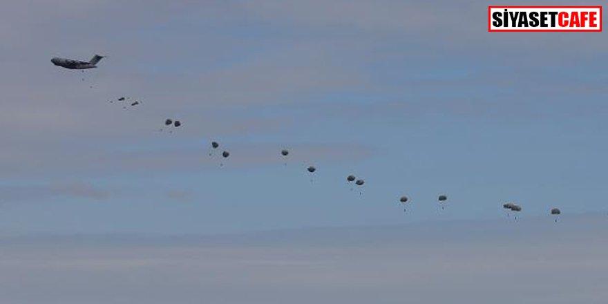 Feci kaza: Uçaktan düşen paraşütçüler öldü