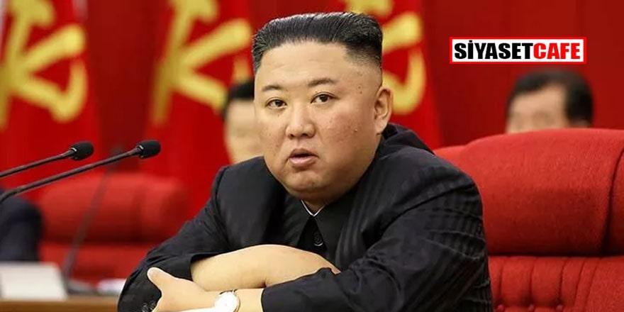 Kuzey Kore lideri Kim'in kilo kaybı Voice of Amerika'nın derdi oldu! İşte yeni söylenti!