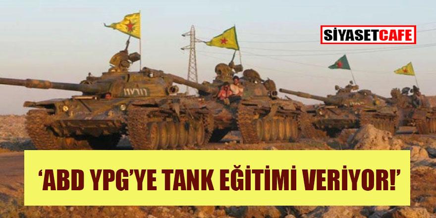 ABD'den PKK'ya tank eğitimi