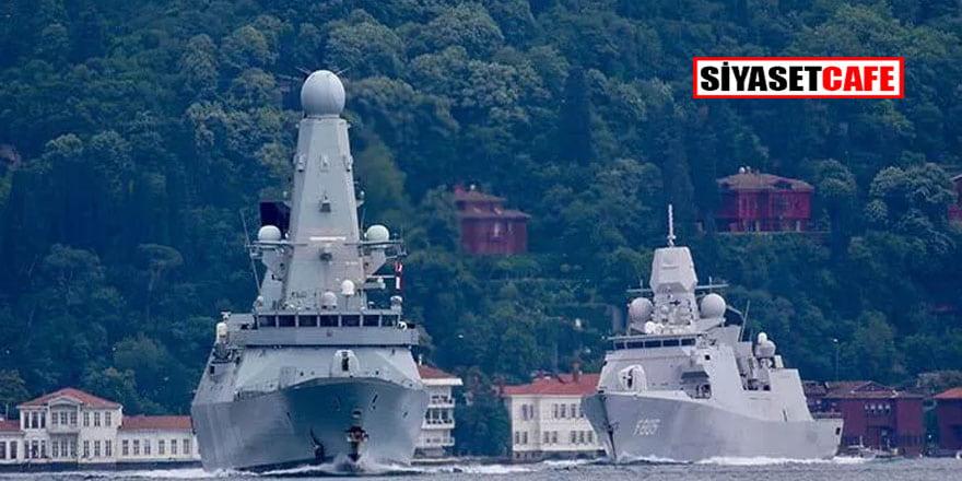 Rusya, savaş uçaklarının Hollanda gemisini taciz ettiği suçlamasını reddetti