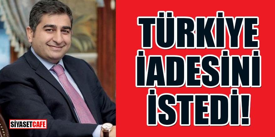 Türkiye, Sezgin Baran Korkmaz'ın iadesini istedi!