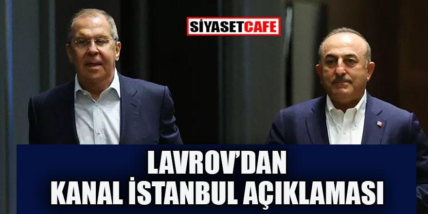 Lavrov'dan Türkiye'ye kritik ziyaret