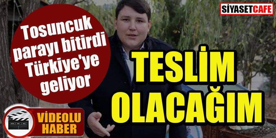 Çiftlik Bank dolandırıcısı Mehmet Aydın Türkiye'ye gelmek istiyor