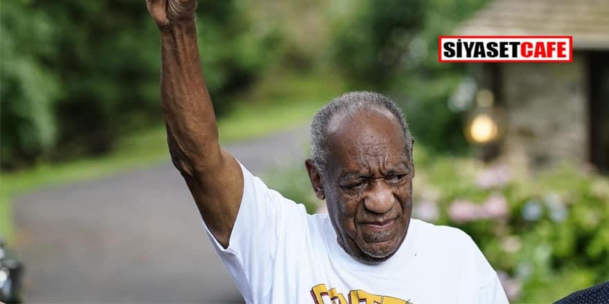 Cinsel saldırı cezası bozulan Bill Cosby, serbest bırakıldı