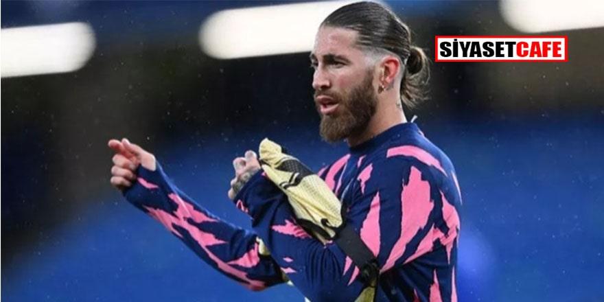 Sergio Ramos PSG ile anlaştı