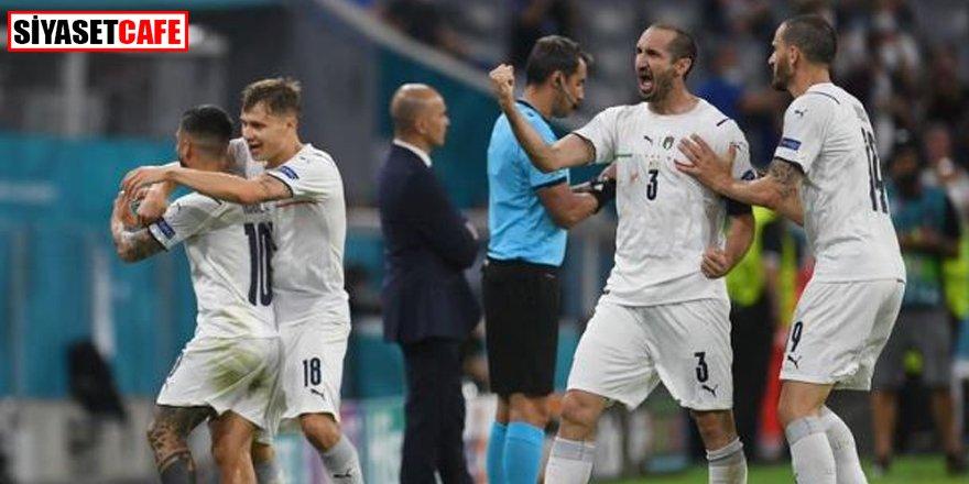 EURO 2020 heyecanı: İspanya'nın rakibi İtalya oldu