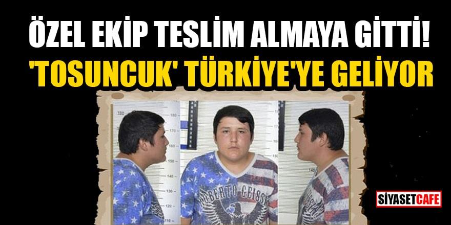 Özel ekip teslim almaya gitti! 'Tosuncuk' Türkiye'ye geliyor