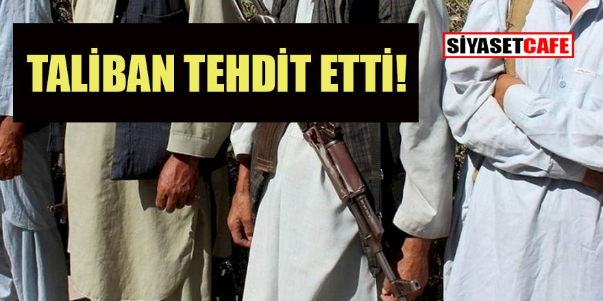 Taliban'dan Barzani'nin sitesinde Türkiye açıklaması