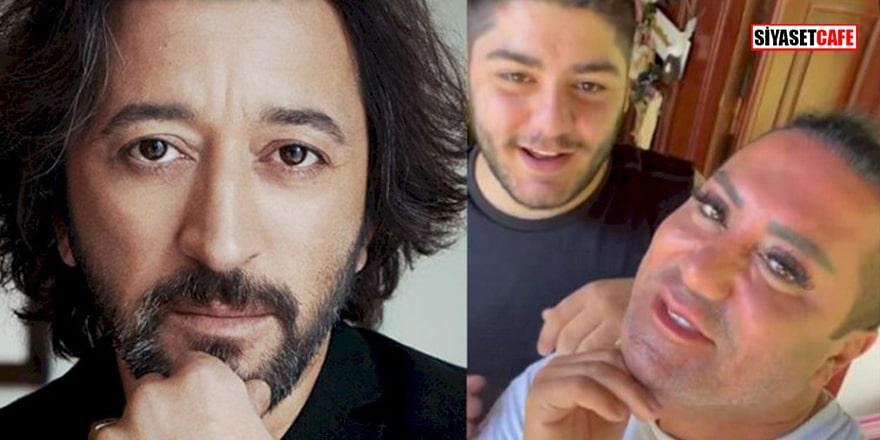 Oğlu dehşet saçan Murat Övüç'ten Fettah Can'a ağza alınmayacak küfür!