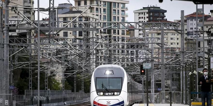 Bazı Yüksek Hızlı Tren hatları iptal edildi