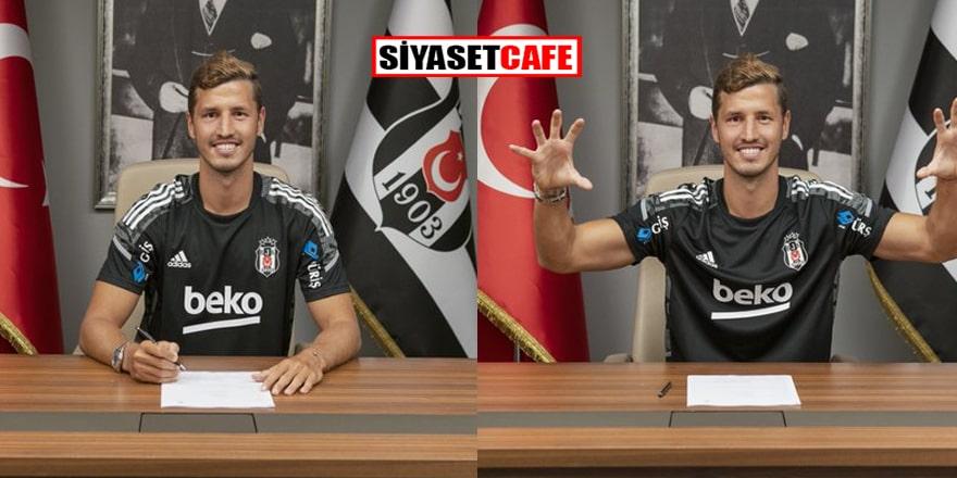 Salih Uçan Beşiktaş'ta
