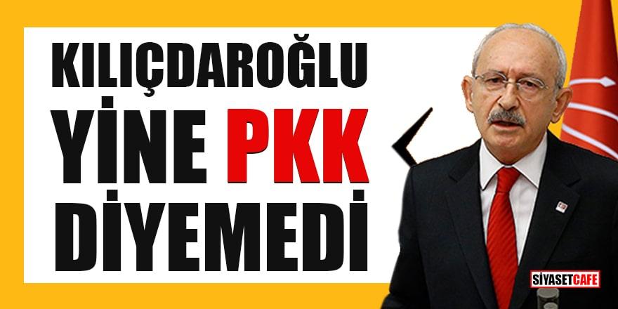 Kılıçdaroğlu, Başbağlar katliamı paylaşımında PKK'nın adını anmadı
