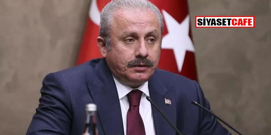 Şentop'dan CHP'ye '10 bin dolar alan siyasetçi' mektubu