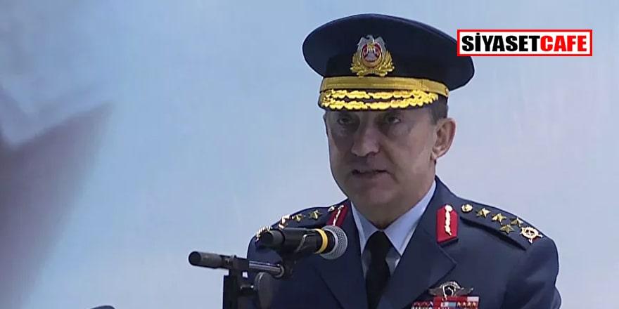 Hava Kuvvetleri Komutanı Küçükakyüz, Azerbaycan'da