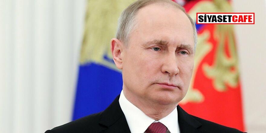 Putin'den Tacikistan Devlet Başkanı'na: Afganistan sınırında desteğe hazırız