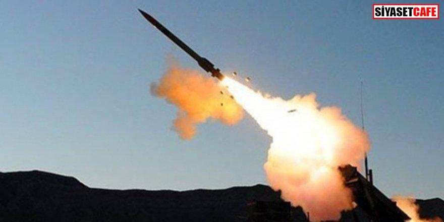 ABD askerlerinin de bulunduğu alana füze saldırısı