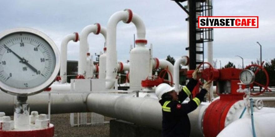 Türkiye Petrolleri Anonim Ortaklığı duyurdu: Doğal gaz üretimine başlandı!