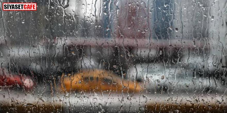 Üst üste uyarı: Kuvvetli yağış geliyor