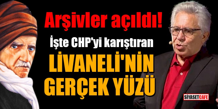 Zülfü Livaneli'nin Said Nursi ile ilgili söylediği sözler ortaya çıktı!