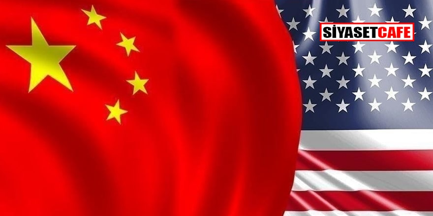 ABD-Çin rekabetinde istihbarat cephesi de kızışıyor