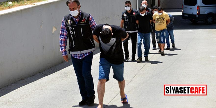 Adana Sıfır Bir dizisinin oyuncusu 'uyuşturucu'dan ev hapsi cezasına çarptırıldı