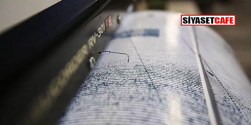İzmir'de 4.6 büyüklüğünde deprem!
