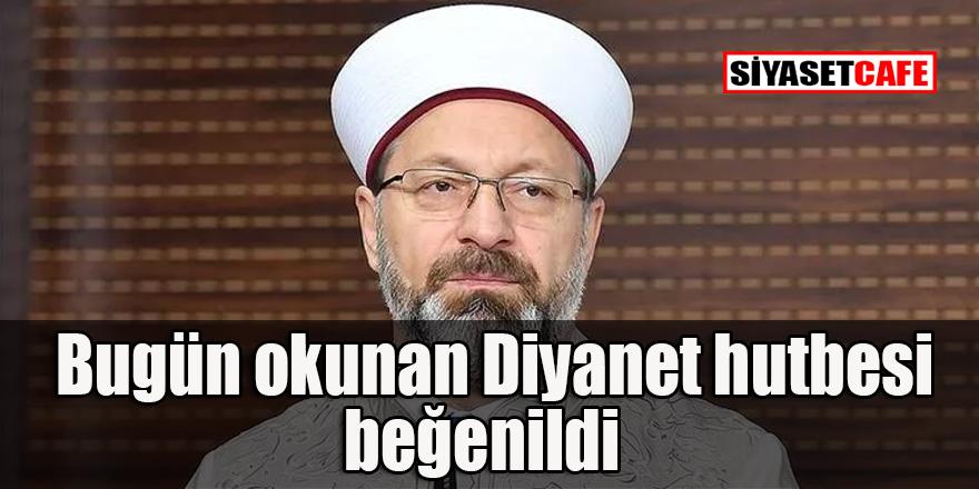Türkiye'nin tüm camilerinde okundu: Yeni FETÖ'lere dikkat