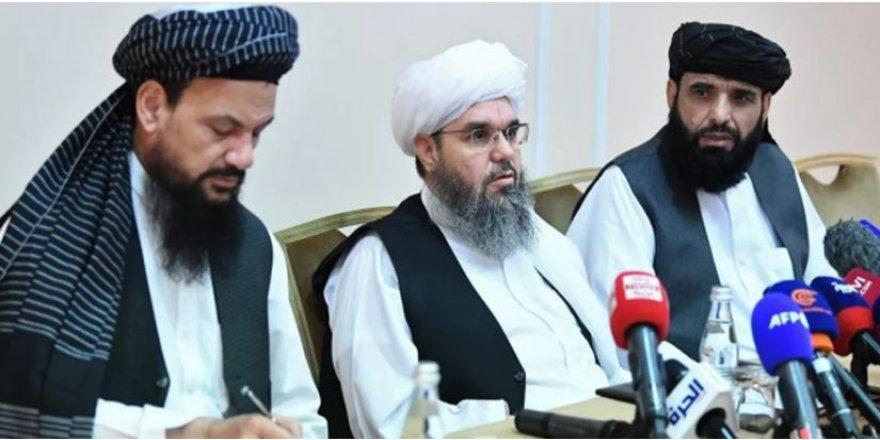 Taliban'dan şok açıklama: Ülkenin yüzde 85'i kontrolümüzde