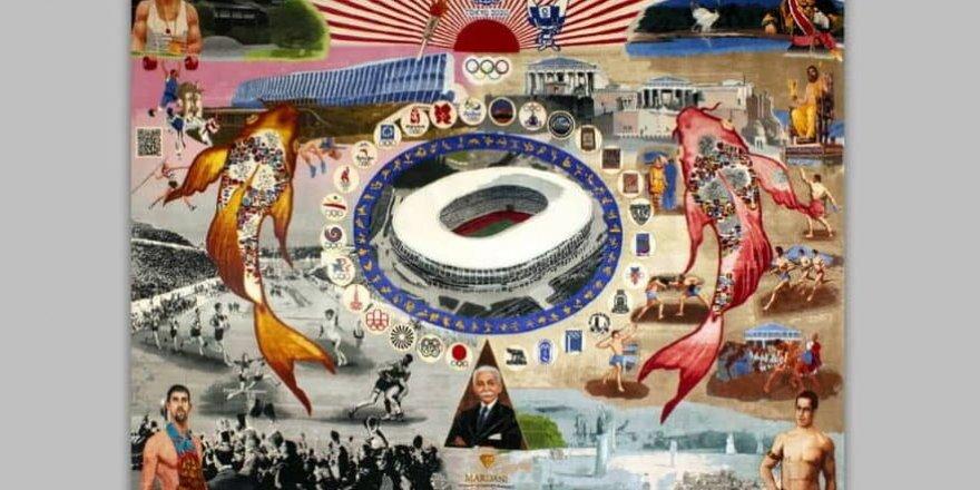 2020 Tokyo olimpiyatları halısı Tebriz'de dokundu
