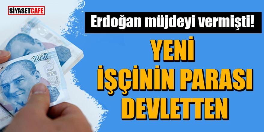 Erdoğan müjdeyi vermişti! Prim ve vergi teşviki detayları belli oldu