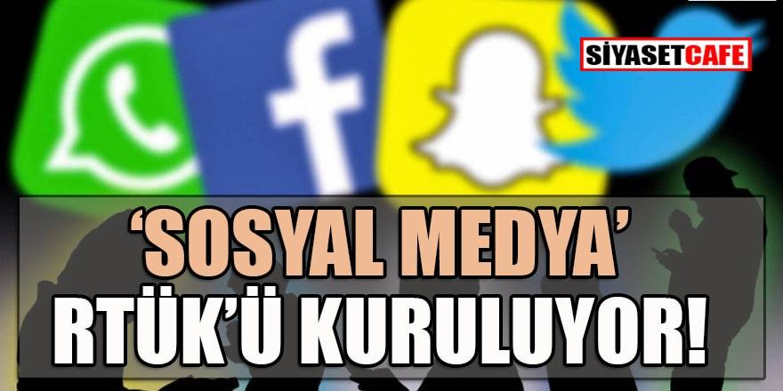 Sosyal medya yalanına ceza geliyor