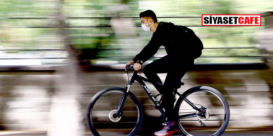 Türkiye'de bisiklete binenin sayısı hızla artıyor