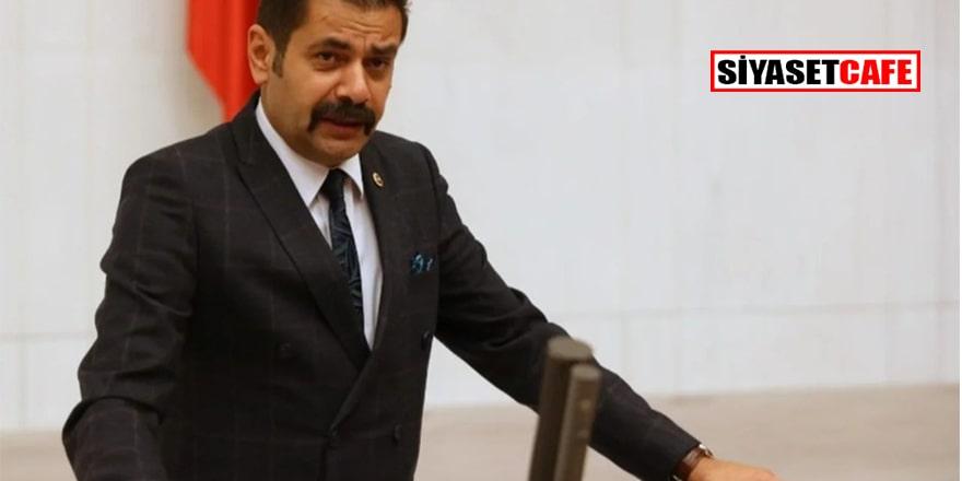 MHP'li Kalyoncu'dan Soyer'e: Heykelle değil 87 bin foseptikle ilgilen!